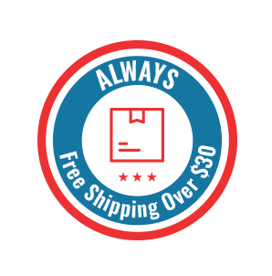 Free Shipping Trust Badge