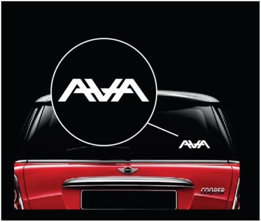 AVA Angels And Airwaves Decal Sticker
