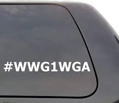 Decal of WWG1WGA